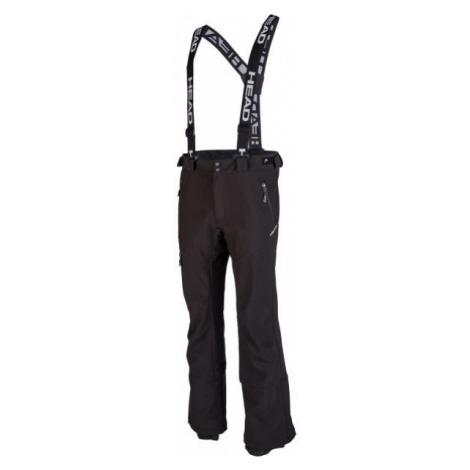 Head REMOLINO černá - Pánské softshellové lyžařské kalhoty