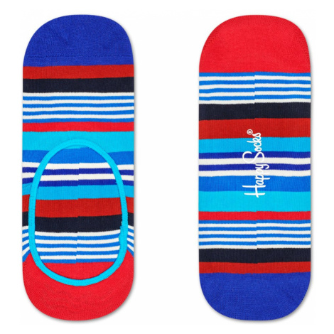 Multi Stripe Liner Sock Happy Socks
