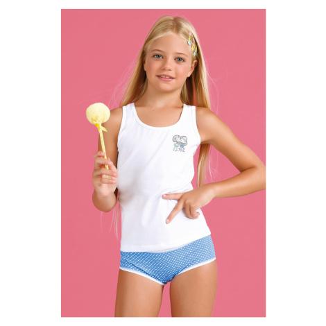 Dívčí komplet kalhotek a tílka Bamboline I Jadea