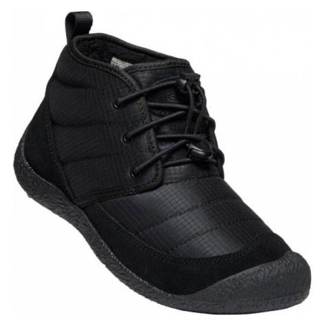 KEEN HOWSER II CHUKKA W Dámská zimní obuv 10007939KEN01 black/black