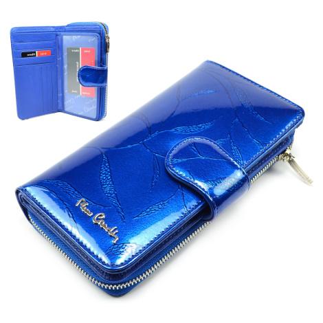 Barevná peněženka kožená dámská Pierre Cardin
