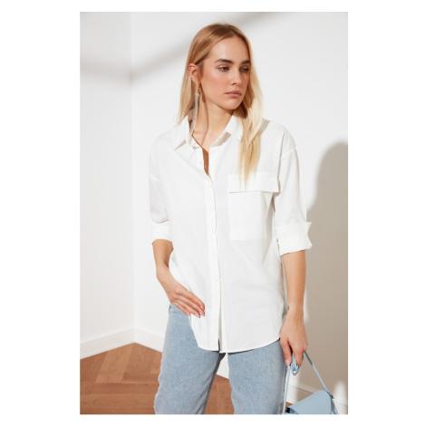 Dámská košile Trendyol Monochrome