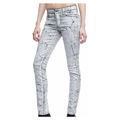 Skinny jeans plísňové Guess