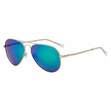 RELAX HATCH Sluneční brýle R2319G stříbrná L