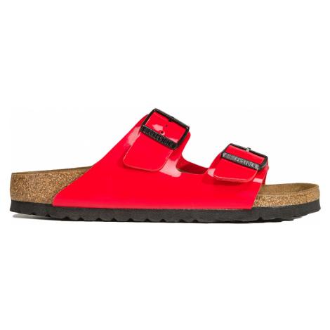 Pantofle Birkenstock ARIZONA BS červená