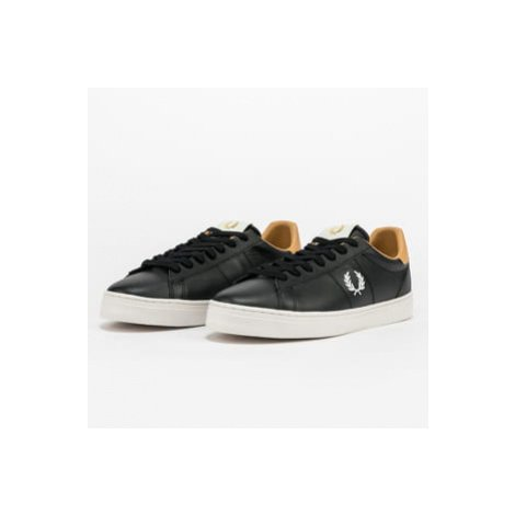 FRED PERRY Spencer Vulc Leather black