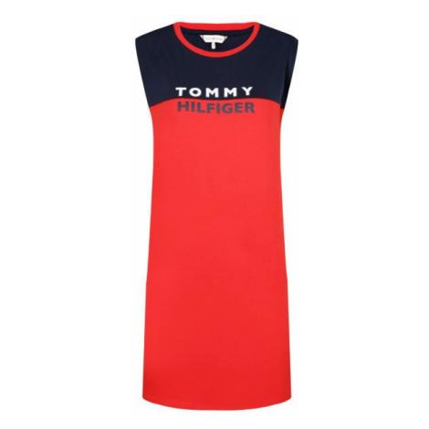 Tommy Hilfiger Tommy Hilfiger dámské vícebarevné šaty T-SHIRT DRESS