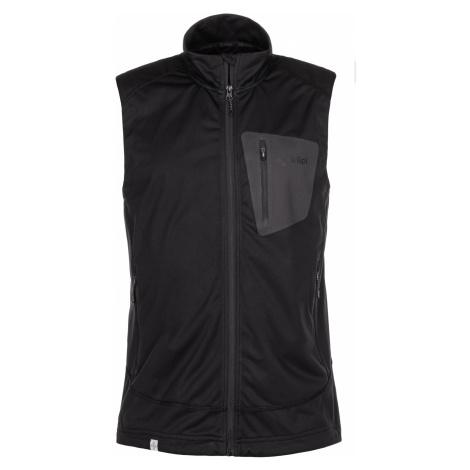 KILPI Pánská outdoorová vesta TOFANO-M MM0016KIBLK Černá