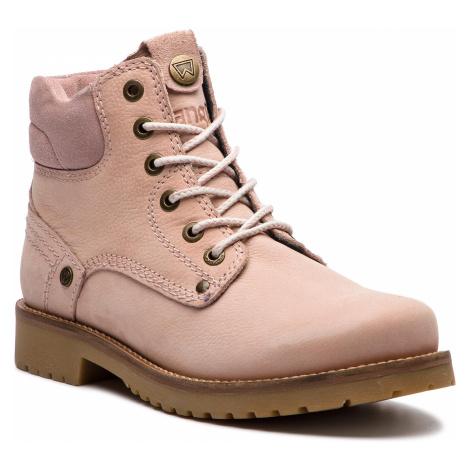 Turistická obuv WRANGLER - Yuma Lady WL182505 Cipria 604
