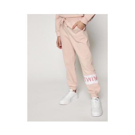 Teplákové kalhoty TwinSet