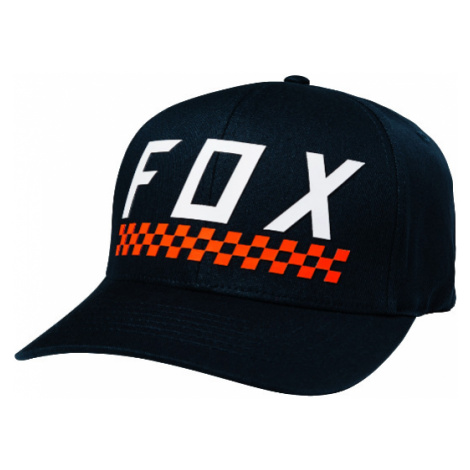 Kšiltovka Fox Check Yo Self Flexfit midnight