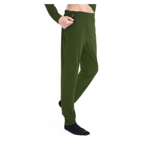 Vyhřívané Kalhoty Glovii Gp1C Zelená