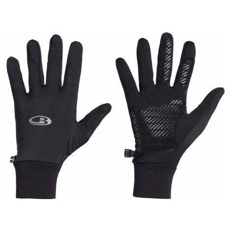 Rukavice ICEBREAKER Adult Tech Trainer Hybrid Gloves, Black Icebreaker Merino
