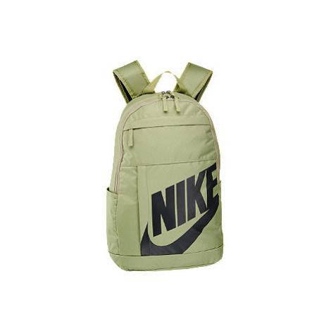 Světle zelený batoh Nike Elemental Bckpck