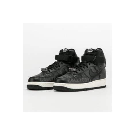 Nike Air Force 1 High '07 Premium black / black - sail - vast grey