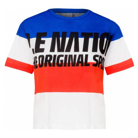 Tričko P.E Nation KICKER TEE multicolor