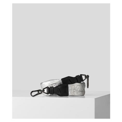 Popruh Na Kabelku Karl Lagerfeld Short Padded Nylon Strap