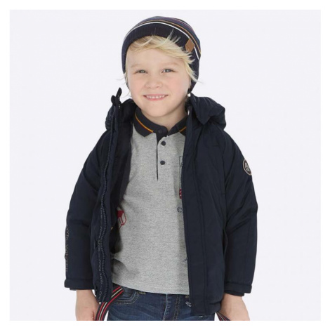 Chlapecká zimní bunda Mayoral 4448   modrá