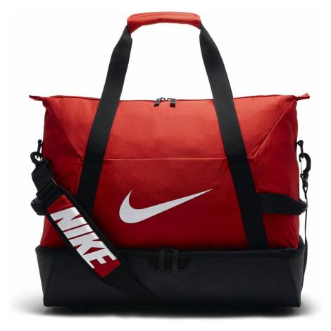Taška Nike Academy Team Hardcase Červená / Bílá