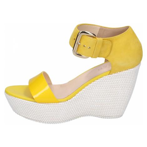 Hogan BK653 Žlutá