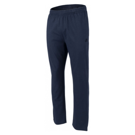 Russell Athletic OPEN LEG PANT tmavě modrá - Pánské tepláky