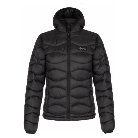 KILPI Dámská zimní bunda - větší velikosti REBEKI-W LLX092KIBLK Černá