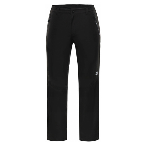 Pánské outdoorové kalhoty Alpine Pro OLWEN 2 - černá