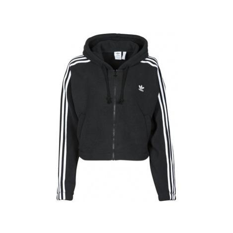 Adidas FLEECE FZ Černá
