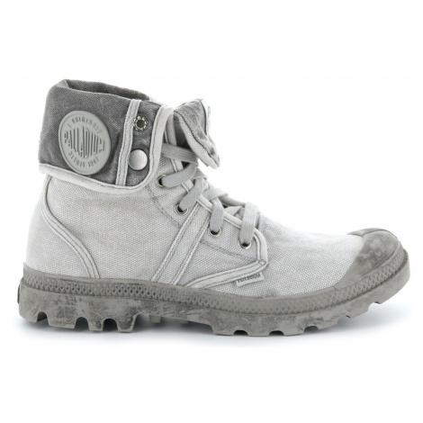 Palladium Boots Pallabrouse Baggy šedé 02478-095-M