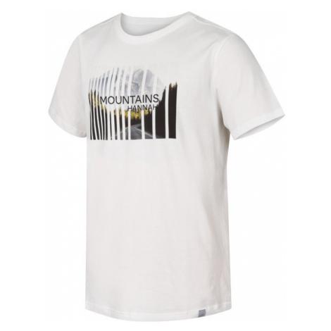 Pánské tričko Hannah Sconte bright white (print 1)