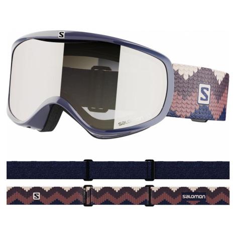 Lyžařské brýle Salomon Sense W - hnědá