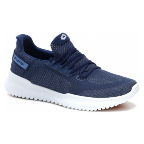 Lotto CITYRIDE AMF ULTRA MLG modrá - Pánské volnočasové boty