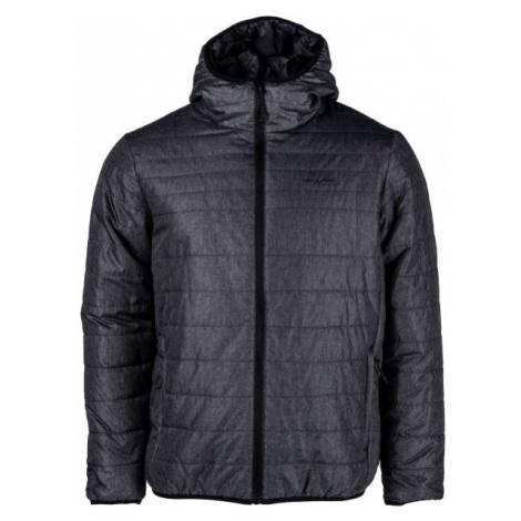 Willard OLIVIER tmavě šedá - Pánská prošívaná bunda