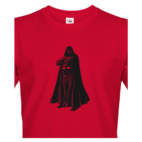 Pánské tričko Star Wars s Darth Vaderem - skvělý dárek pro fanoušky BezvaTriko