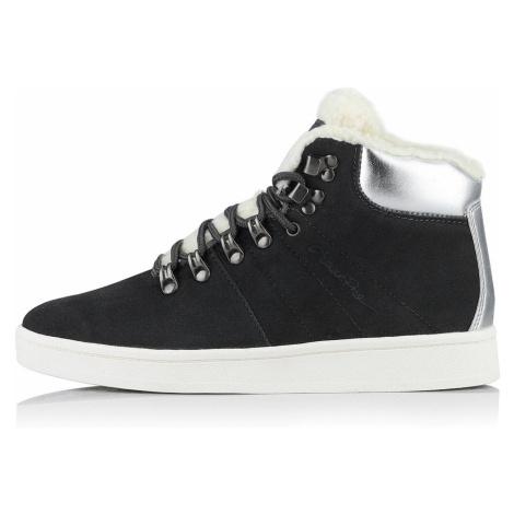 ALPINE PRO MANDELTNA Dámská obuv městská LBTP215779 tmavě šedá