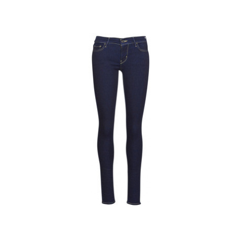 Levis INNOVATION SUPER SKINNY Modr Levi´s