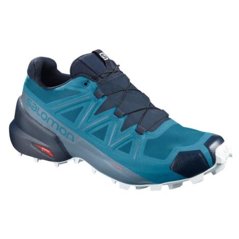 Obuv Salomon Speedcross 5 M - modrá