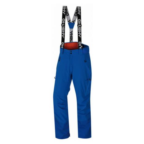 Pánské lyžařské kalhoty HUSKY Mitaly M modrá