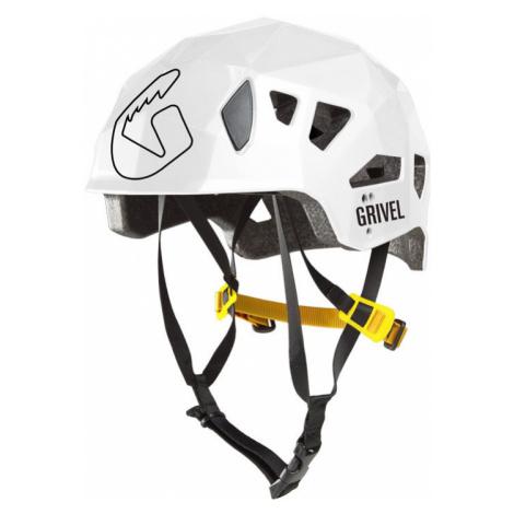 Lezecká helma Grivel Stealth HS Barva: bílá