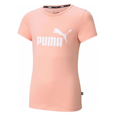 Dětské barevné tričko Puma
