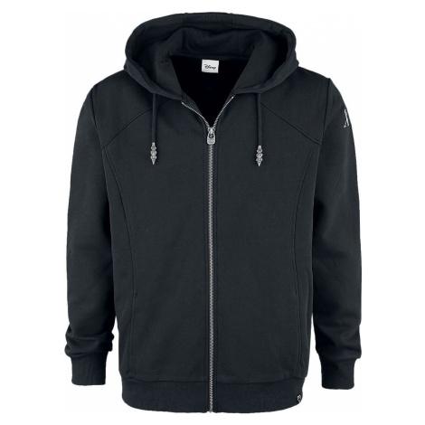 Kingdom Hearts Organisation XIII Mikina s kapucí na zip černá