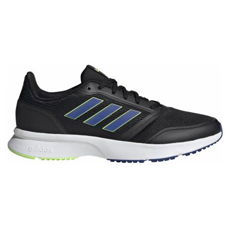 Běžecká obuv adidas NOVA FLOW Černá / Modrá