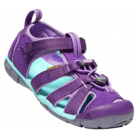 KEEN SEACAMP II CNX JR. Dětské sandály 10005850KEN01 majesty/tibetan stone
