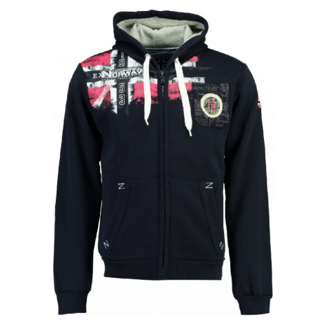 GEOGRAPHICAL NORWAY mikina pánská FESPOTE MEN 007