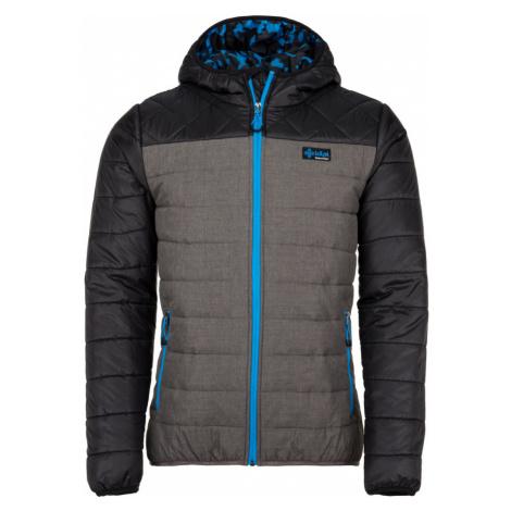 KILPI Pánská zimní bunda FITZROY-M JM0051KIBLU Modrá