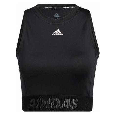 Adidas Techfit Crop Tank Top female