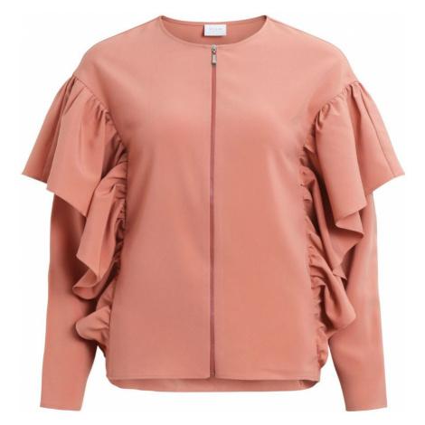 Růžová lehká bunda – Vifami – Vila