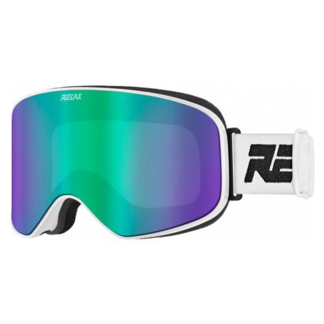RELAX STRIKE Lyžařské brýle HTG62A černo bílá univerzální