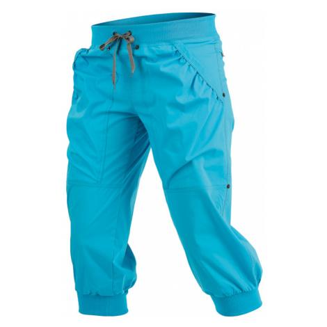 LITEX Kalhoty dámské v 3/4 délce. 99568504 tmavě tyrkysová