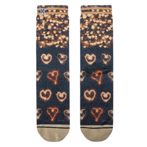 XPOOOS dámské ponožky 70187 - Vícebarevné